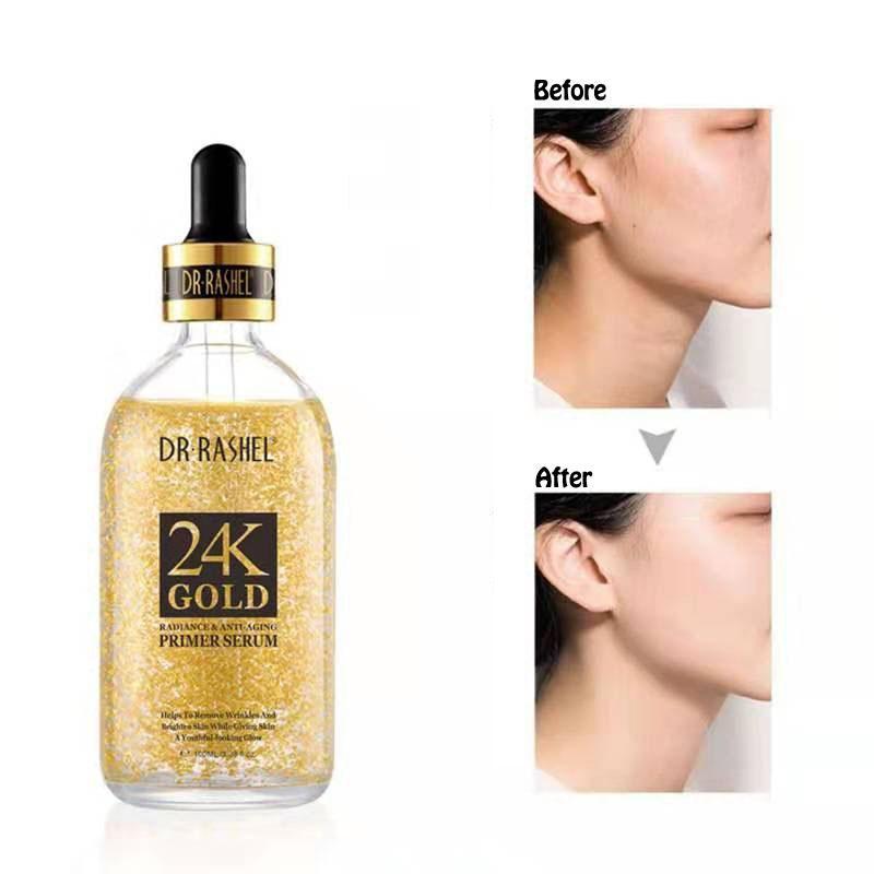 24k gold serum-999