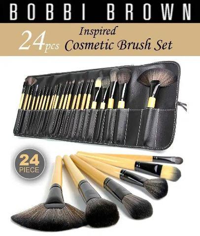 Bobbi Brown Set of 24 brushes
