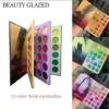Beauty Glazed 3 Platter Eyeshadow Palettes