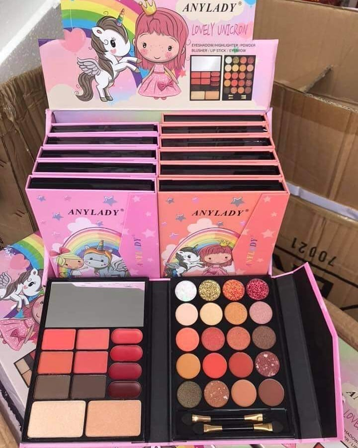Any Lady All In 1 Eyeshadow Palette